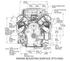 kohler engine zt740 3013 confidant 25 hp 747cc kubota pazt740