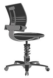 swopper 3dee and muvman office chairs by aeris