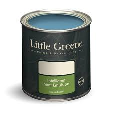 Verditer Blue Blue Verditer English Blue Paint Little Greene
