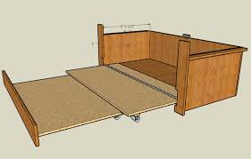 Diy Folding Bed The Impossible Sofa Bed