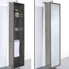 bathroom cabinets rotating bathroom cabinet home design great