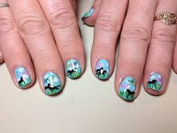 horse nails nail art horses pinterest