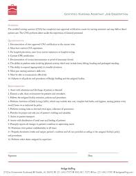 Resume Physical Therapist Cna Resume Examples With Experience Resume Example And Free