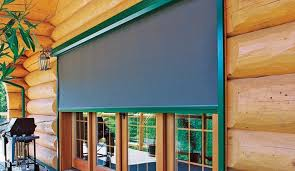 Retractable Awning With Bug Screen Retractable Screens Shade And Shutter Systems Inc
