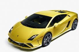yellow lamborghini gallardo every lamborghini gallardo model ever produced car crazy dan