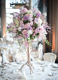 Table Centerpiece Ideas Exciting Plum And Silver Wedding Decorations 59 In Vintage Wedding