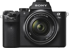 sony a6000 best buy black friday deals sony alpha a7 ii full frame mirrorless camera with 28 70mm lens