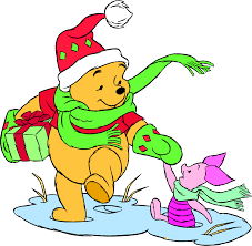 winnie the pooh thanksgiving winnie the pooh winter clipart 36
