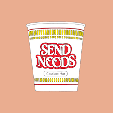 send food send noods freetoedit sendnudes noods noodles food yu