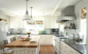 powell color story black butcher block kitchen island white kitchen butcher block island scalloped kitchen powell