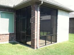 Outdoor Screen House by Screen Rooms A Affordable Aluminum