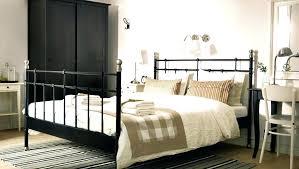chambre avec lit noir chambre et blanc chambre lit noir chambre bb avec lit noir