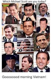 Which Meme Are You - which michael scott are you today 2 1 6 eofficelolz 4 7 10 12