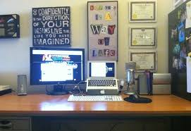 Best Desk For Imac 27 Macbook Air Desk Setup Desk Ideas