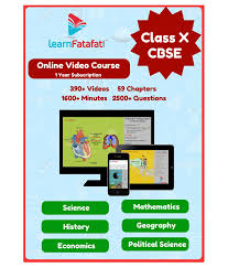 learnfatafat cbse class 10 science mathematics and sst online