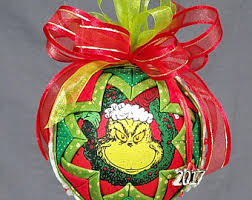 the grinch christmas decorations grinch ornaments etsy