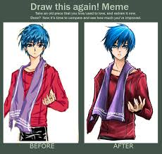Before And After Meme - meme before and after 2 by sonnyaws on deviantart