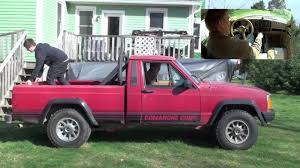 jeep comanche 1986 pictures information 1987 jeep comanche open headers youtube