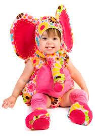 infant baby halloween costumes buycostumes com buy pink elephant