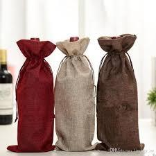 burlap bags wholesale wholesale burlap drawstring bags buy cheap burlap drawstring