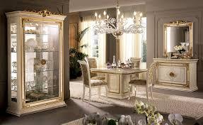 Italian Dining Room by Dining Room Leonardo Arredoclassic