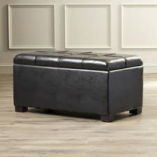 ottoman storage ottoman with tray storage ottoman with tray and