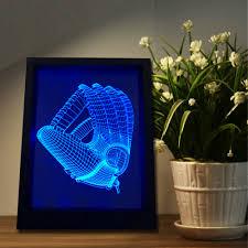 online shop new novelty softball mitt 3d baseball glove frame