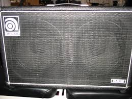 2x12 Guitar Cabinet Ampeg 2x12 Guitar Cabinet Dna Music Labs