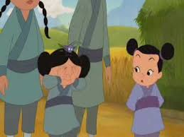 mulan 2 lesson number french