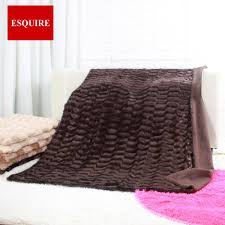 Faux Fur Bed Throw Fur Throw Blankets Promotion Shop For Promotional Fur Throw