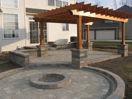 patio gazebo plans outdoor room with firepit and pergola exterior bar gazebo and