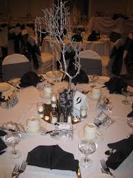 new years eve black u0026 white wedding centerpieces cupcake t u2026 flickr