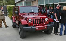 red jeep wrangler unlimited first look 2012 jeep wrangler unlimited altitude photo u0026 image