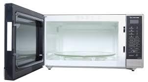 Panasonic Kitchen Appliances India Panasonic Nn St785s 44l Genius Microwave 1100w Appliances Online