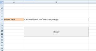 vba excel modified consolidator u2013 merge or combine multiple excel