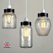 Pendant Light Shade Light Vintage Glass Ceiling Light Shades