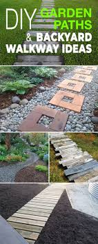 Backyard Pathway Ideas Diy Garden Paths And Backyard Walkway Ideas The Garden Glove