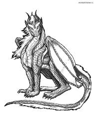 disegni draghi dragons coloring pages 177 dragons kids