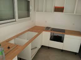 montage plan de travail cuisine meuble cuisine avec plan de travail comment procder la pose con
