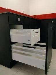 tiroir de cuisine sur mesure tiroir de cuisine sur mesure porte attachace au tiroir coulissant