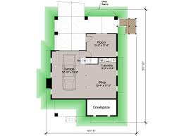 country cottage basement foundation 3 bedrooms 2039 sf