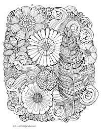 meditative coloring sheets u2014 short leg studio