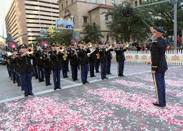 fort sam s own opens houston s thanksgiving parade joint base san