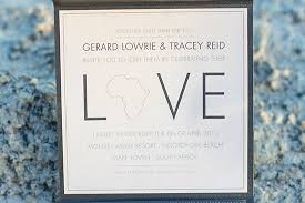 wedding invitations south africa gerard and tracey s black and white wedding in south africa