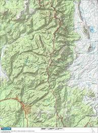 climbing topo maps