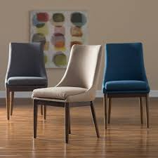 chair belham living carter mid century modern upholstered dining