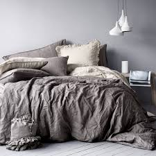 Linen Bed Solutions Duvets And Pillows Elle Decoration Uk