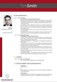resume format 2016 12 free to download word templates 2017 resume
