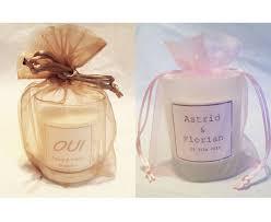 bougie personnalis e mariage la bougie parfumée personnalisée un air de parfum 1001mariages
