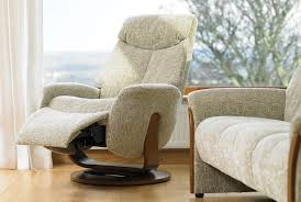 furniture attractive swivel recliner chairs for placed modern